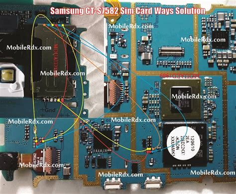 Connector Sim Konektor Sim Card Mmc Samsung I9500 samsung gt s7582 sim card ways solution