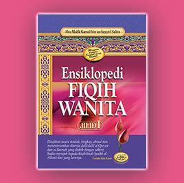 1 Set Ensiklopedi Sain Ensiklopedi Fiqih Wanita 2 Jilid Lengkap Rizhaza Shoppe