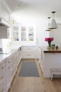 Classic Kitchens And Cabinets Kitchen Dreaming With This Bright Classic Remodel Islands Cabinets And Wood Countertops