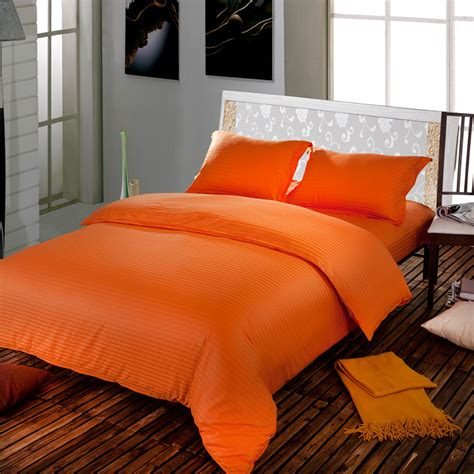Sprei Bed Cover Home Silk Hs25 popular orange bedspread buy cheap orange bedspread lots from china orange bedspread suppliers