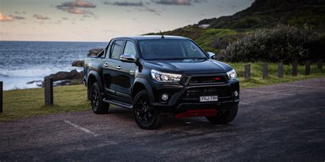 Toyota Hilux Usa 2017 Toyota Hilux Trd Review Caradvice