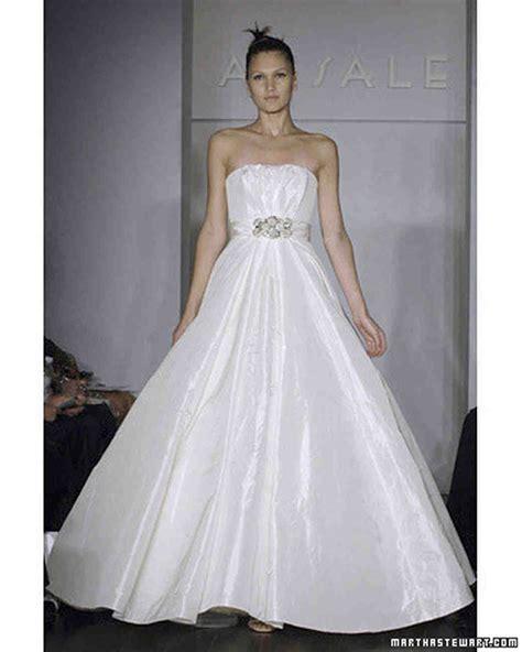 Wedding Dresses 2008 by Amsale 2008 Bridal Collection Martha Stewart