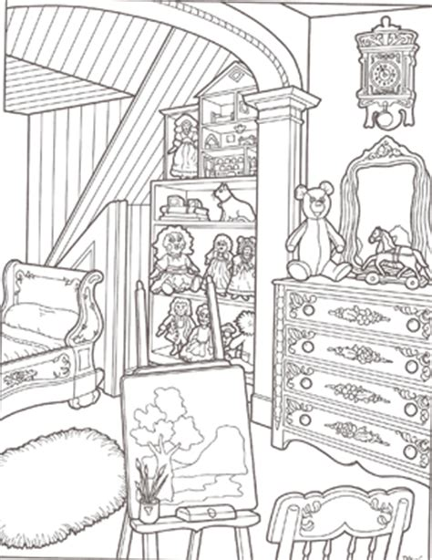 the colored museum pdf house coloring pages coloring home