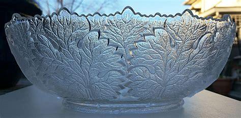 leaf pattern glass bowl 000841 0l jpg 52