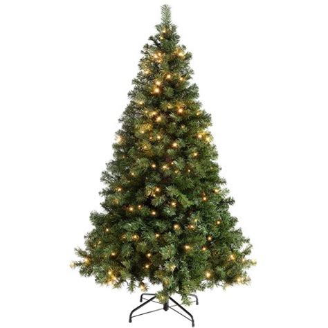 cheap pre lit christmas tree 163 35 67 amazon co uk