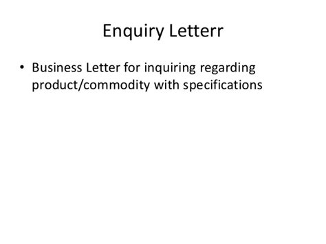 Mba Units by Mba Sem 2 Unit 3 Business Letters
