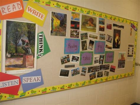 Esl Classroom Decoration Ideas by Bulletin Boards And Wall D 233 Cor For The High School