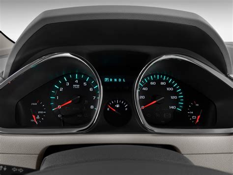 buy car manuals 2009 chevrolet traverse instrument cluster image 2011 chevrolet traverse fwd 4 door ls instrument cluster size 1024 x 768 type gif