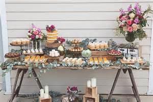 kara s ideas rustic bridal shower planning