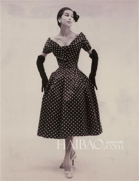Victoire Dress 1954 victoire doutreleau in yves laurent for