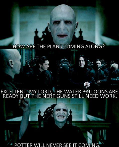 Voldemort Meme - funny harry potter team evil voldemort water image