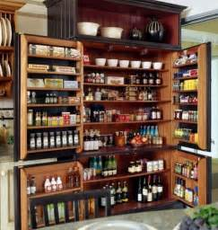 Kitchen Larder Storage Maximize Your Kitchen Pantry Space
