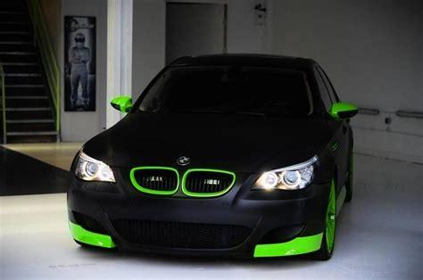 dark green bmw tasty matte black and green bmw e60 m5 www youlikecars co