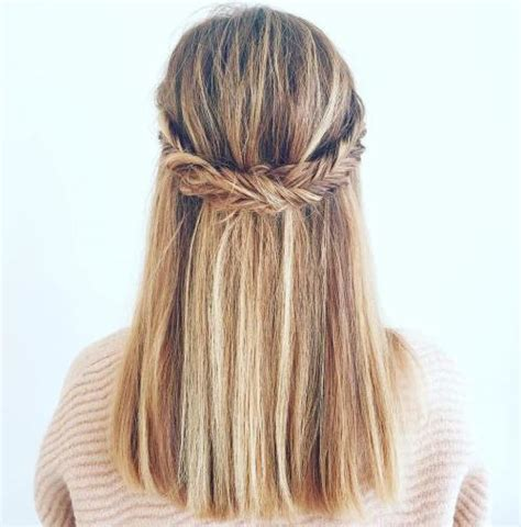 down hairstyles for everyday 50 half up half down hairstyles for everyday and party looks