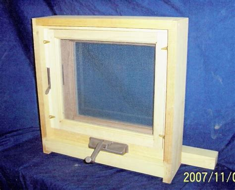 wood custom awning windows jim illingworth millwork llc