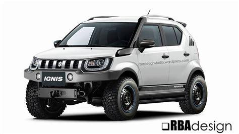 Outer Model Suzuki Ignis ignis suzuki