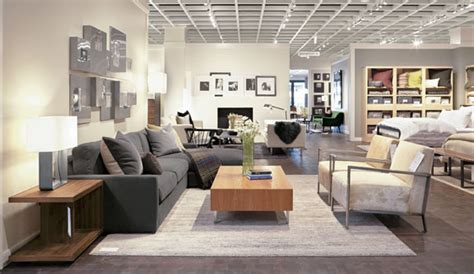 Seattle Modern Furniture Store Room Board Designer Furniture Store