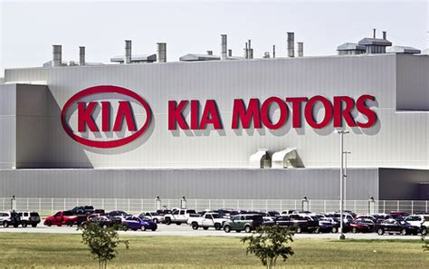 Kia West Point Kia Motors Plant Flickr Photo