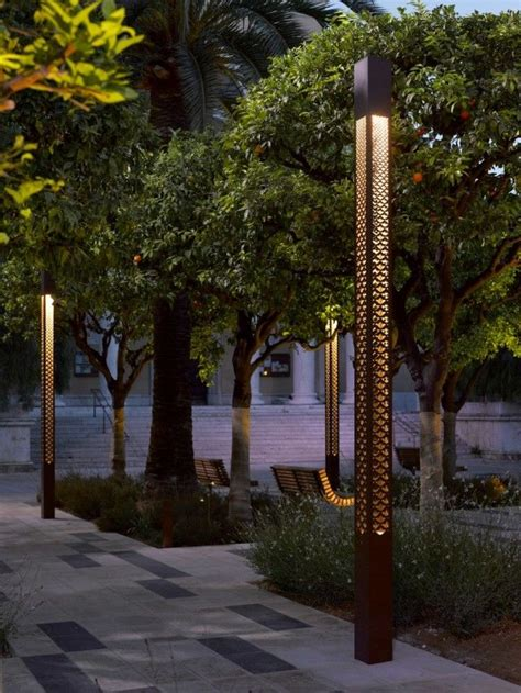 Landscape Lighting Installation Tips Best 25 Column Design Ideas On Columns Club