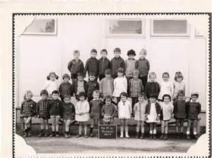 photo de classe maternelle de 1969 ecole primaire port