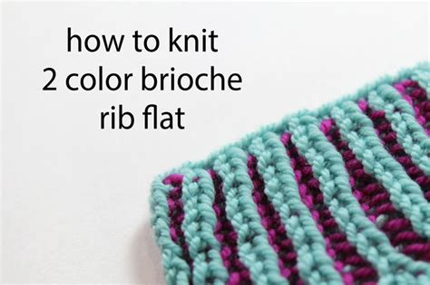 how to brioche knit 310 best knitting tips techniques images on