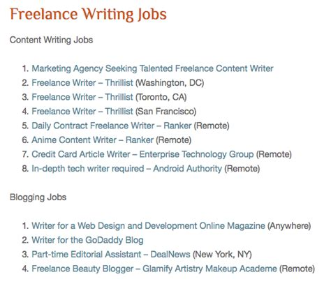 Freelance Essay Writing by 53 Places To Land Freelance Writing Gigs Elna Cain