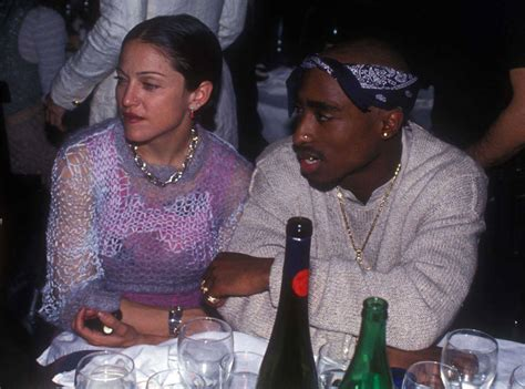 tupac confessed that he dumped madonna because she s white