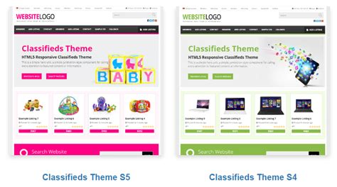 themes wordpress demo 15 best classified wordpress themes 2018 to increase your