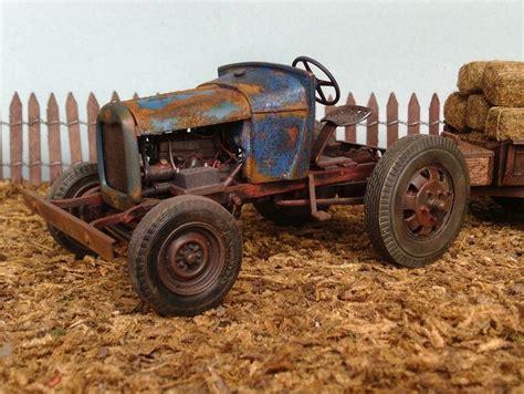 doodlebug hay trailer 395 best images about junkyard models dioramas on