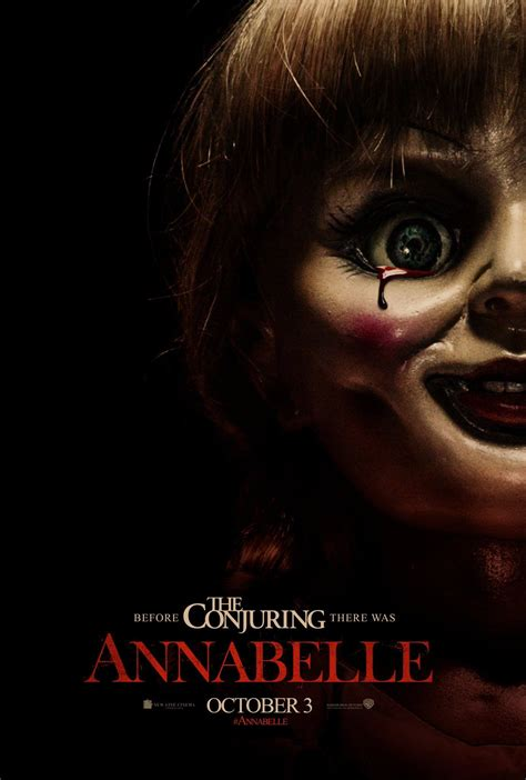 annabelle doll 2014 annabelle the review we are geeks
