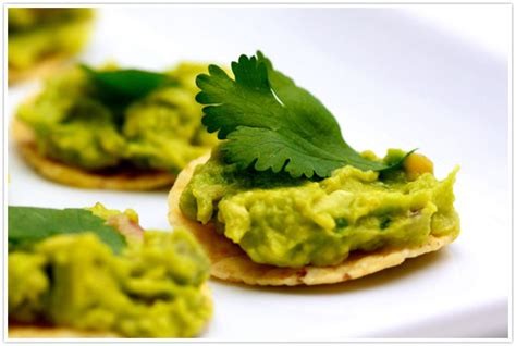 The Perfect Bite :: Game Day Tostadas - Camille Styles Guacamole And Tortilla Chips Healthy