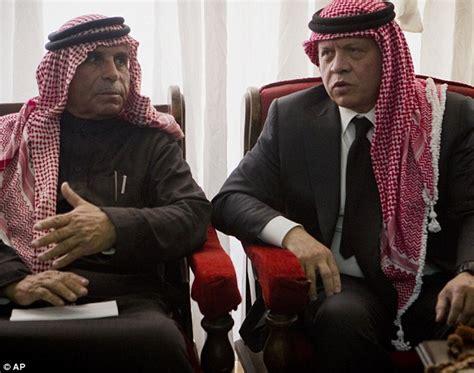 Gamis Daily Raniya s king abdullah to fly bomber personally bomb the