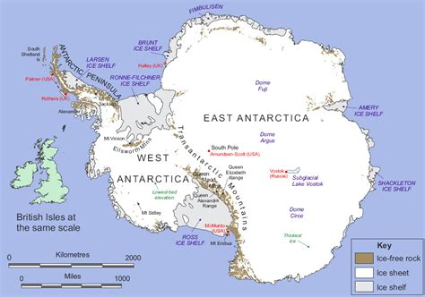 map of antarctica a closer look changes in antarctica fresh air the