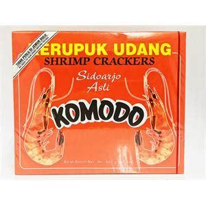 Kerupuk Senna Ikan 380g crackers dried food asian food 4 u