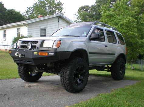 nissan xterra lifted off road 2001 nissan xterra lifted image 80