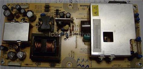 sanyo tv bad capacitor sanyo dp32647 lcd tv repair kit capacitors only not the entire board lcdalternatives