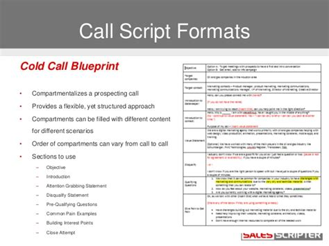 call script template how to build a cold call script that works