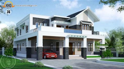 new kerala house plans april 2015