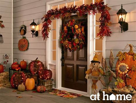 thanksgiving home decorations ideas 36 cozy thanksgiving decorating ideas easyday