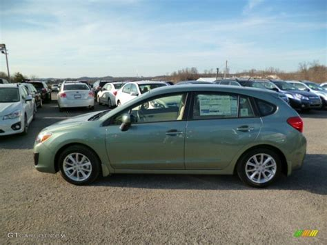 subaru crosstrek jasmine green 2014 subaru impreza colors autos post