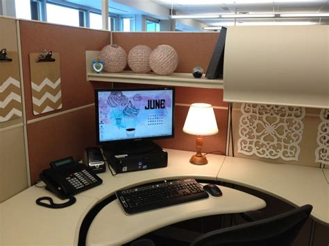 desk decoration ideas 20 cubicle decor ideas to your office style work as