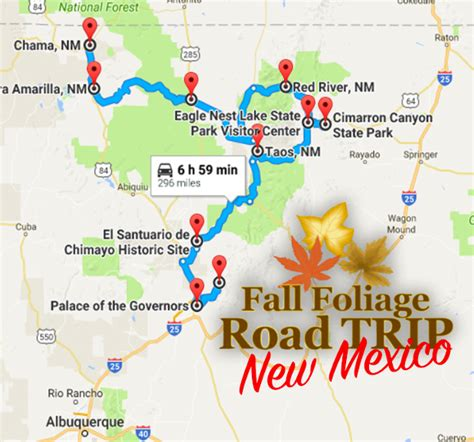 new mexico colors the ultimate fall foliage road trip through new mexico
