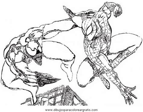 Free Carnage Color Coloring Pages Carnage Coloring Pages