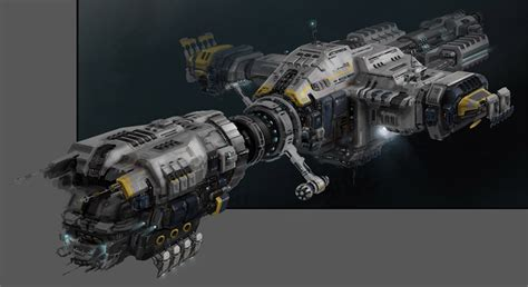 eve online drone boat concept ships eve online concept ship