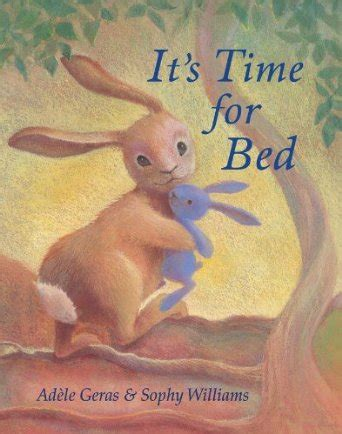 time for bed author adele geras blogs for national libraries day
