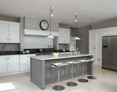 soft grey painted cabinets traditional kitchen i love the simplicity of the colour scheme in the martin