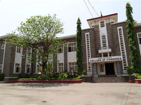 Mba Government College In Maharashtra by Brihan Maharashtra College Of Commerce Bmcc Pune