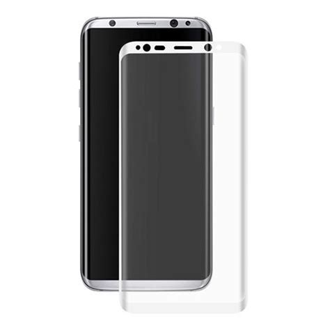 white enkay 0 26mm samsung galaxy s8 tempered glass