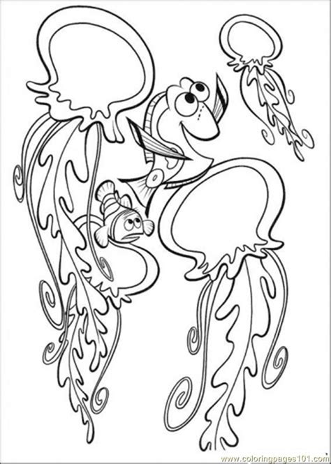 jelly fish coloring pages coloring home