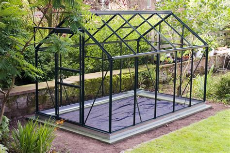 frame material options   greenhouse